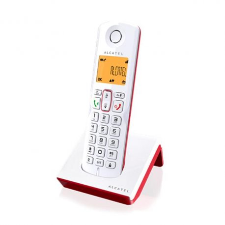 Dijual_ALCATEL_S250_Cordless_Phone_Telepon_Wireless___Putih_